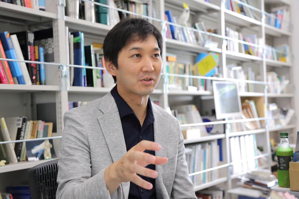 喜連川 優所長(国立情報学研究所)